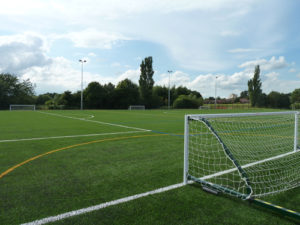 3G sports pitches