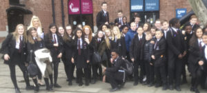 Visit to the International Slavery Museum in Liverpool