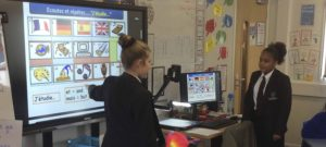 Meet the students teaching French in primary schools