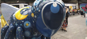 Academy supports new bee sculpture for the local community to enjoy