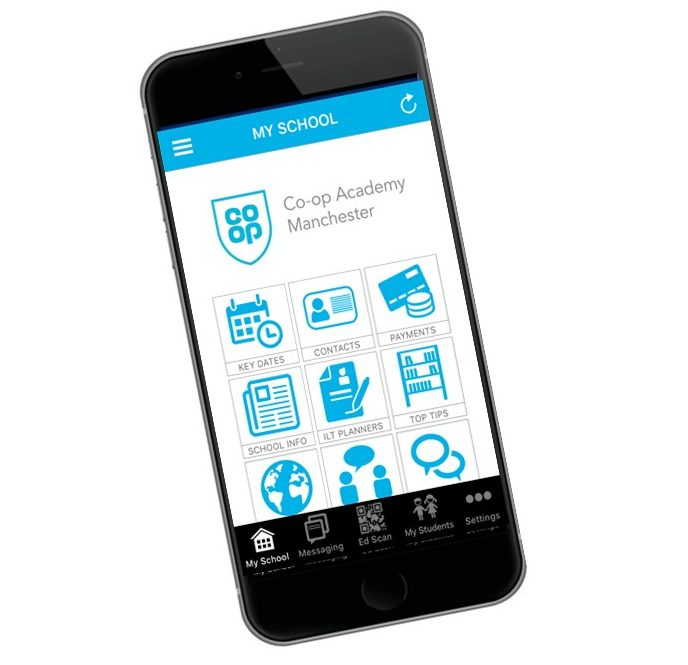My Ed | parent smartphone app