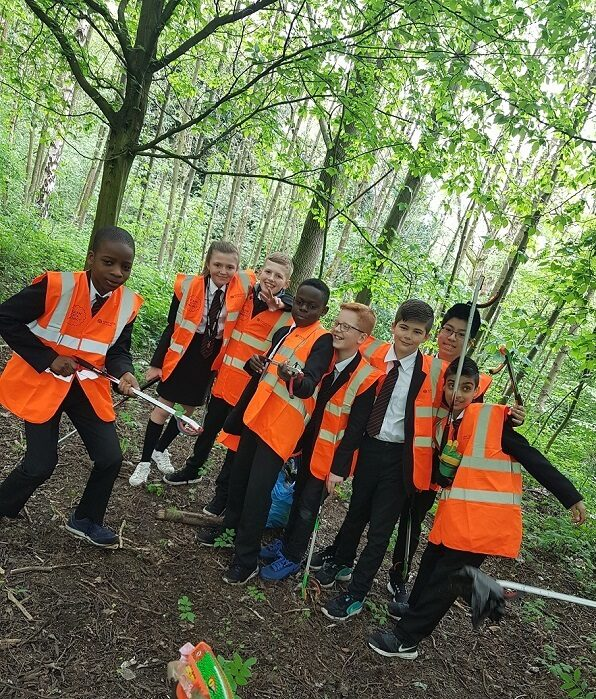 Our students make a difference in the local community