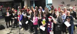 Christmas with Heart – our choir sing live on air!