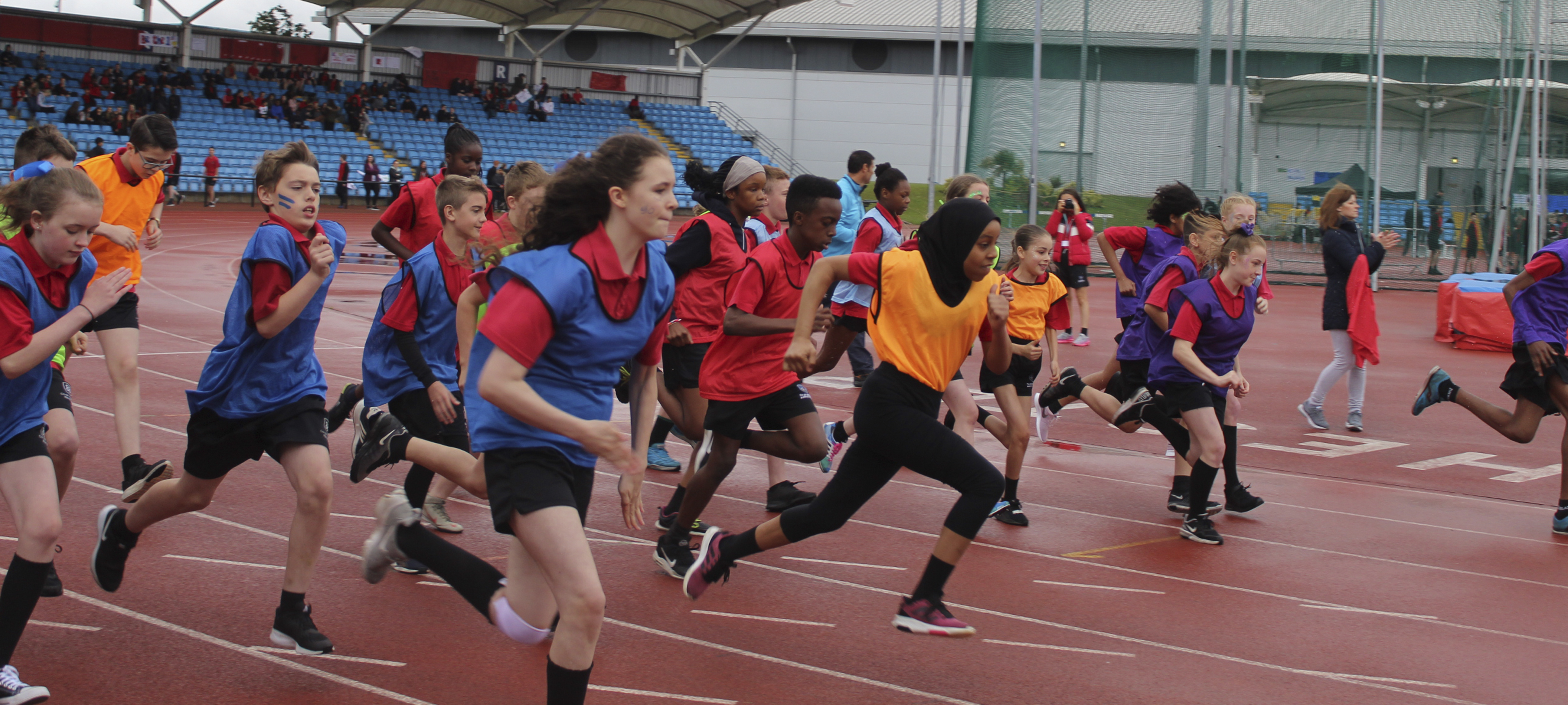 Video: Sports Day heroes