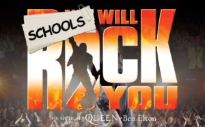 We Will Rock You – a musical