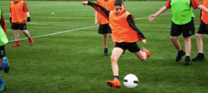 Teaming up with Football Beyond Borders