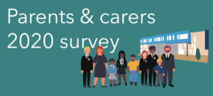 Our annual survey for parents and carers is now open