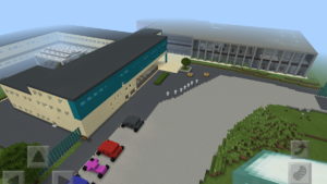 Take on the Co-op Manchester Minecraft Challenge!
