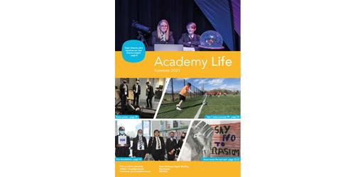 Academy Life magazine